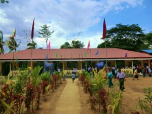 ザチェ校新校舎