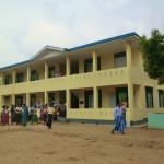 インカワ校新校舎
