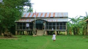 乾季のガピョードー校