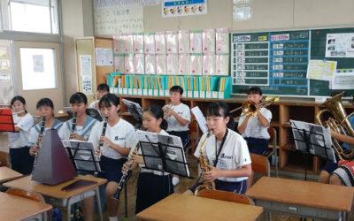 中学生でこんなに上手に演奏するの!