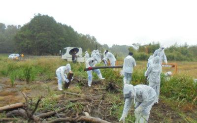 農地整備ボランティア